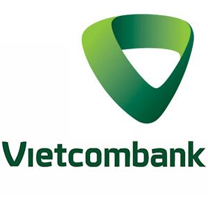 logo ngân hàng vietcombank