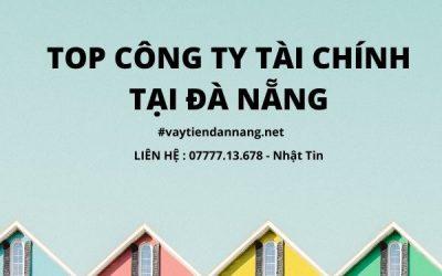 top công ty tài chính uy tín đà nẵng