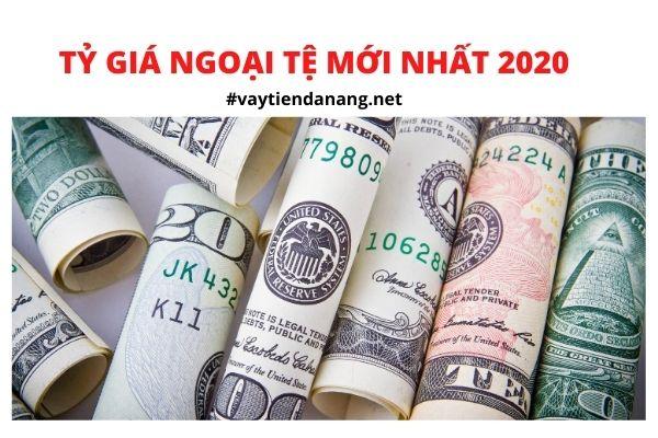 tỷ giá hối đoái tại Đà Nẵng